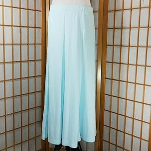 Vintage Bonnie and Bill by Holly maxi skirt NWT